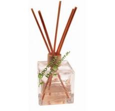 Bouton de Rose - parfum d'intérieur avec 5 bâtonnets