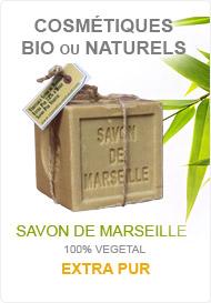 savon de marseille extra pur 100% naturel a l huile vegetal