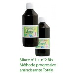 Mince n°1 et n°2 Bio Méthode progressive amincissante Totale