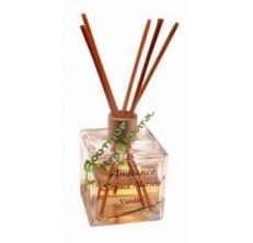 Vanille - parfum d'intérieur avec 5 bâtonnets