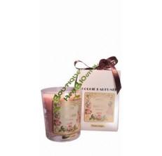 Fruits Rouges - Bougie Artisanale parfumée de Grasse