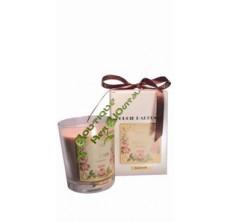 Patchouli - Bougie Artisanale parfumée de Grasse